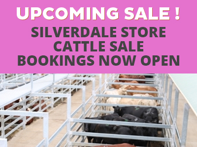 SILVERDALE STORE SALE – SATURDAY 16TH September 2017