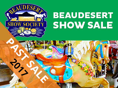 Beaudesert Show Sale Friday 8th September 2017
