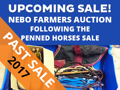 Nebo Farmers Auction – Saturday 16th September 2017