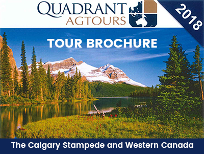 2018 Calgary Stampede Tour