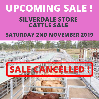 SATURDAY 2ND NOVEMBER 2019 – CANCELLED